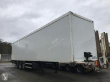semiremorca furgon pentru mutari Lecitrailer