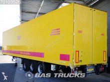 semi remorque Van Eck PT-3LNN Liftachse Doppelstock Aircargo Rollerbahn