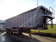 trailer Stas Oplegger 36m2 top 2x