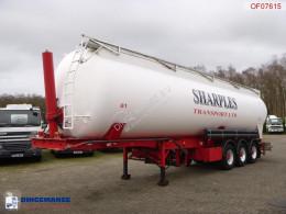 semi reboque Feldbinder Powder tank alu 58 m3 (tipping)
