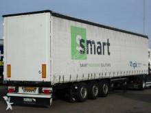semi remorque Schmitz Cargobull SCHIEBEPLANE MIT BORDWANDE / SAF-DISC / CODE XL
