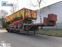 Fruehauf Lowbed 38000 KG, Lowbed, Steel suspension