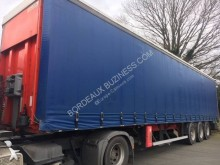 Fruehauf reel carrier tautliner semi-trailer