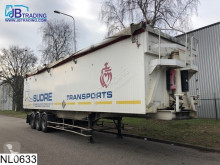 trailer Benalu kipper 75 M3, Steel suspension