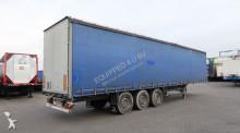 návěs Schmitz Cargobull Discbrakes, liftaxle, 2.80m int. height, NL-trailer, APK 03/2020