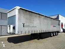 semirimorchio Schmitz Cargobull SCS O / luftgefedert/ Edscha