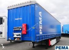 semi remorque Krone Profi Liner SDP 27 ELB4-CS Edscha PEMA 73510