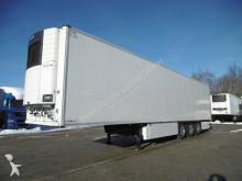 Schmitz Cargobull Tiefkühl Doppelstock Bi-Temp Trennwand Liftachse semi-trailer