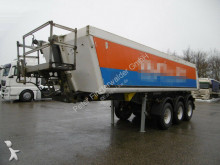 návěs Schmitz Cargobull 3 Achs Kipp Mulde Stahl Alu ca. 23m³ Liftachse