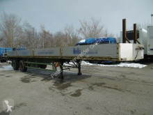 Kempf dropside flatbed semi-trailer