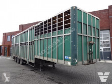 semi reboque Titan 2 Stock Livestock trailer
