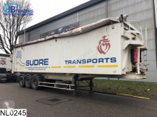 trailer Benalu kipper 69 M3, Steel suspension