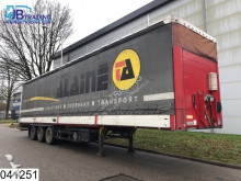 návěs Schmitz Cargobull Tautliner Disc brakes, Roof height is adjustable, Borden