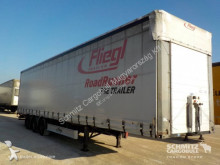 trailer Fliegl Curtainsider Standard