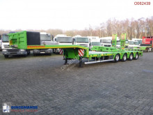 Kässbohrer Semi-lowbed trailer / ext. 15.2 m + 2 steering axles semi-trailer