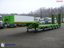 полуприцеп Kässbohrer Semi-lowbed trailer / ext. 15.2 m + 2 steering axles