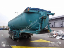General Trailers Benne aluminium 22m³ semi-trailer