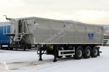semi remorque Wielton GRAS / TIPPER 38 M3 /LIFT AXLE/FLAP-DOORS /STEEL
