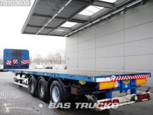 Broshuis 3 AOU-14-22. Teleskopierbar Bis: 19m Lenkachse SAF semi-trailer