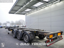 Kögel S24-2 2x20-1x30-1x40 HC Liftachse semi-trailer