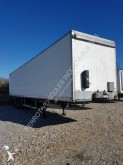 Trouillet fourgon semi-trailer