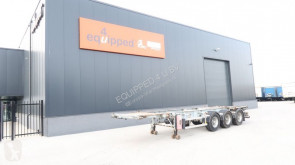 semirimorchio Burg 30FT ADR-Chassis, BPW, ADR (EXII, EXIII, FL, OX, AT)