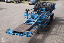 k.A. Container chassis 2-assig/ 20, 2x20, 40ft. Auflieger
