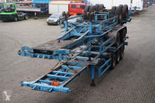 semirimorchio Blumhardt Container chassis 3-assig/ 40ft, 30, 2x20, 20