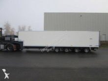 Bizien multi temperature refrigerated semi-trailer