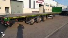 Lecitrailer iron carrier flatbed semi-trailer