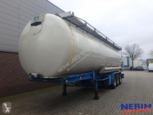 LAG O-3-38 KLA 55m3 Selfsupport kip unit semi-trailer