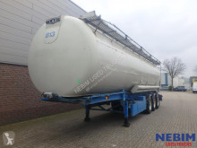 LAG O-3-38 KLA 55m3 Selfsupporting Kip unit semi-trailer