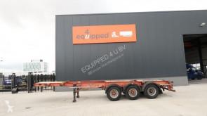 naczepa Burg 20FT/30FT, ADR, BPW, drumbrakes, NL-trailer