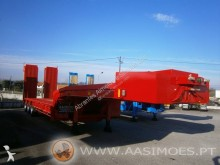 Castera 3 eixos heavy equipment transport