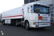 naczepa EKW ROC 23 T1A 25000LTR FUELTANKER WITH SCANIA P340