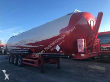 Spitzer SK 2760 Silo für Staub und Rieselgüter 3 Achse semi-trailer