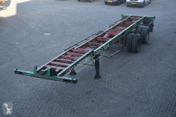 semi reboque Pacton Container chassis 2-assig