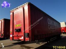Pacton Curtainsides semi-trailer