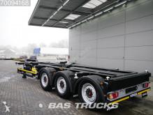 trailer Kögel S24-2 Port-MAXX 40 Simplex SWCT Ausziehbar 2x20-1x30-1x40 ft.