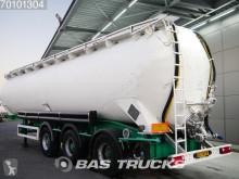 Feldbinder KIP 60.3 60.000 Ltr / 1 / Kippanlage Lenkachse semi-trailer
