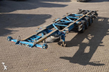 Van Hool Container chassis 3-assig/ 40ft-45ft/ multi semi-trailer