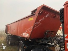Robuste Kaiser scrap dumper semi-trailer