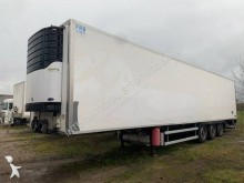 Samro multi temperature refrigerated semi-trailer
