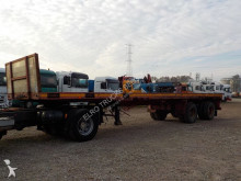 semi reboque Stokota STEEL SUSPENSION / DOUBLE TIRES / EXENTABLE