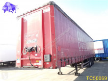 Pacton Curtainsides semi-trailer