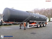 Magyar Bitumen tank inox 31 m3 / ADR 09-2019 Auflieger