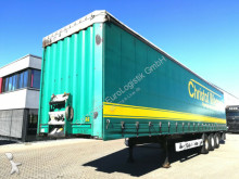 trailer Krone SD P / BPW-Achsen / Liftachse / Curtainsider