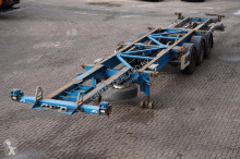 naczepa Van Hool Container chassis 3-assig/ 40ft-45ft/ multi