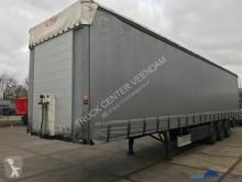 trailer Fliegl SDS 390 schuifdak-hefas