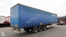 Krone BPW, 3x 10 timberstakes, NL-trailer, APK: 12/2019 semi-trailer